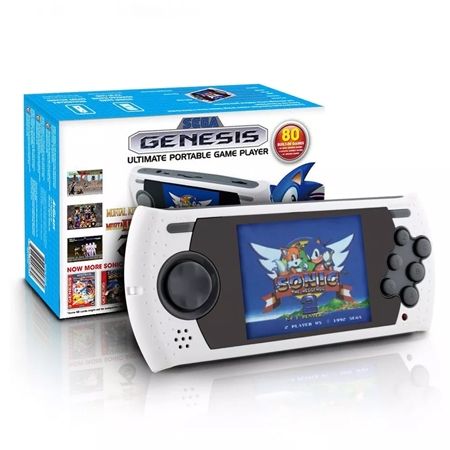 Sega Genesis - Ultimate portable game player