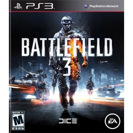 Battlefield 3 / PS3 - USED