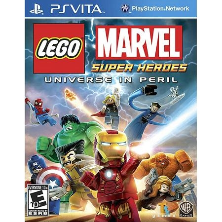 Lego Marvel Super Heroes /Vita - USED