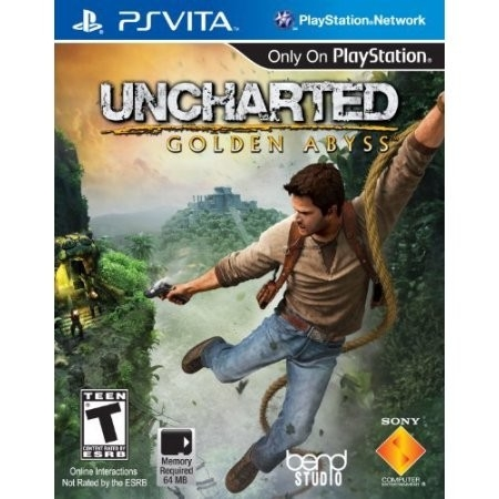 Uncharted: Golden Abyss /Vita - USED