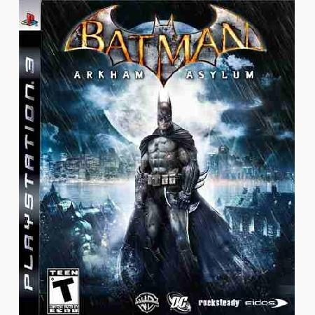 Batman Arkham Asylum /PS3 - USED