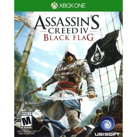 Assassins Creed 4 - Black Flag /XBox1 - USED
