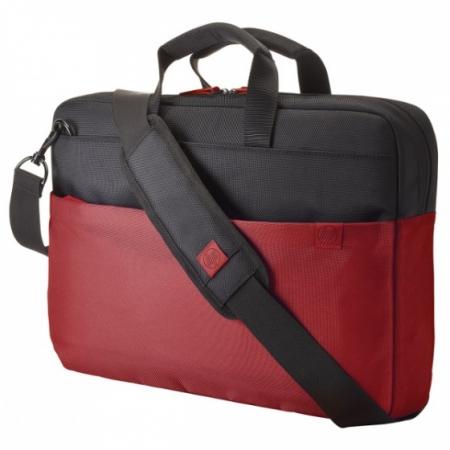"HP Torba za noebook 15,6 "" Doutone Briefcase Style RED Y4T18AA"