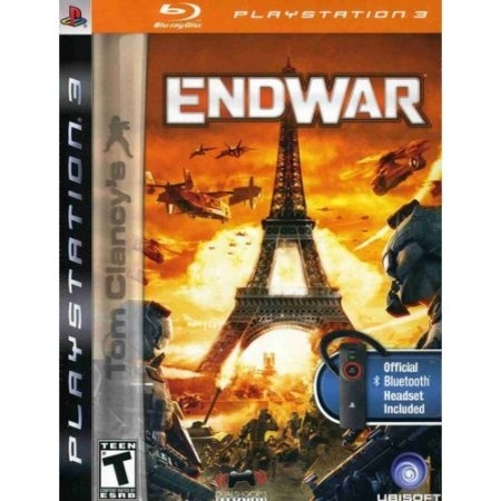 Tom Clancys - Endwar /PS3 - USED