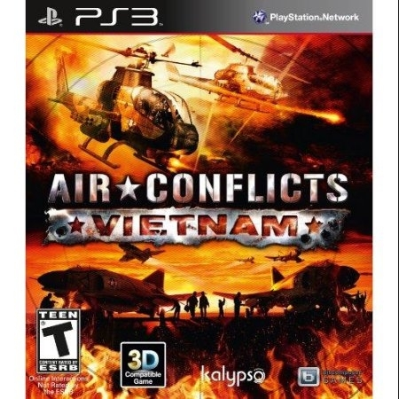 AIR CONFLICTS VIETNAM /PS3 - USED