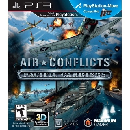 Air Conflict Pacific /PS3 - USED