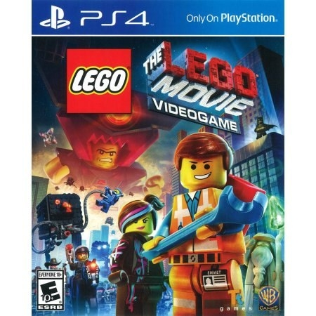 Lego Movie Videogame /PS4 - USED