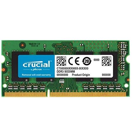 CRUCIAL 8GB DDR3L 1600MT/s PC-12800