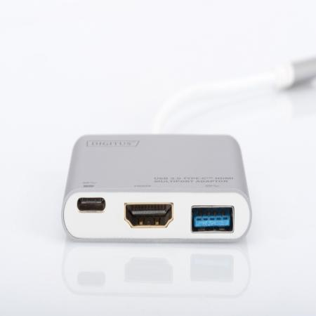 Digitus USB 3.0 Type-C to HDMI Adapter DA-70838