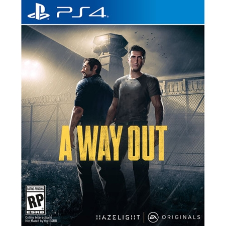 A Way Out /PS4