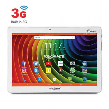 "Touchmate Tablet TM-MID1020A 10,1"" 3G White"
