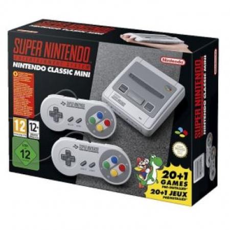 Konzola Nintendo Classic Mini SNES