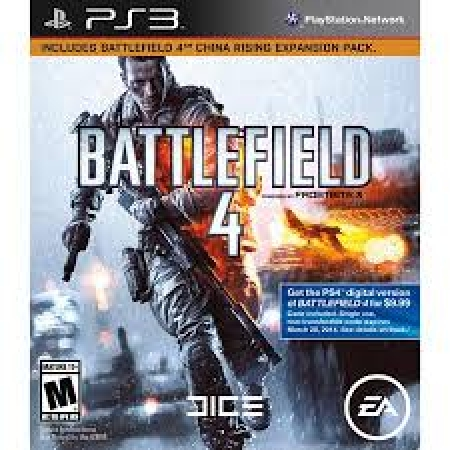 Battlefield 4 / PS3 - USED