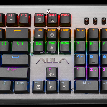 ACME AULA Mechanical Assault Wired Keyboard