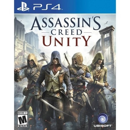 Assassins Creed : Unity /PS4 - USED