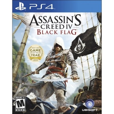 Assassins Creed - Black Flag /PS4 - USED