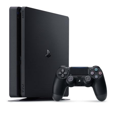 Konzola Playstation 4 500GB  Chassis Black - USED