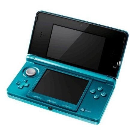 Konzola Nintendo 3DS + 2 Igre - USED
