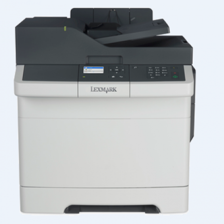 Lexmark MFP color laser CX317dn