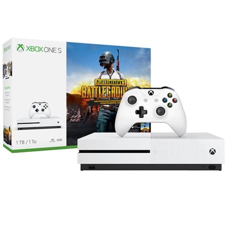 Konzola Xbox One S 1TB + PlayerUnknown Battlegrounds