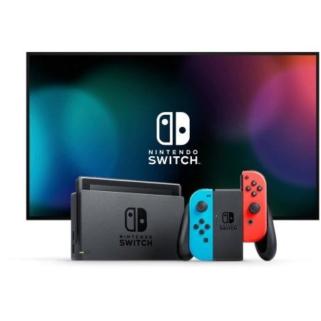 Konzola Nintendo Switch Neon red + Neon Blue