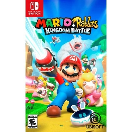 Mario + Rabbids Kingdom battle /Nintendo Switch