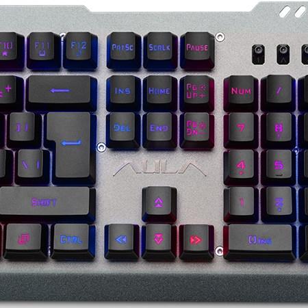 ACME AULA Moon Slasher Gaming Keyboard