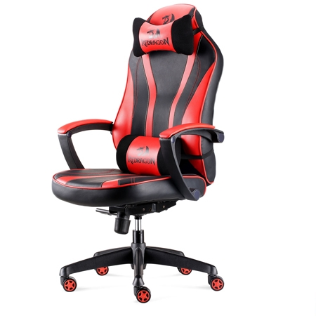 ReDragon Metis Gaming Chair BlackRed