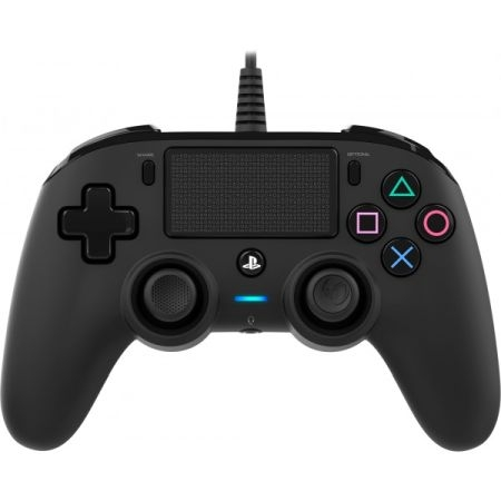 BigBen Wired PS4/PC Kontroler Black