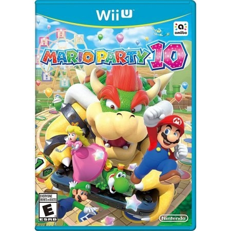 Mario Party 10 /WIIU - USED