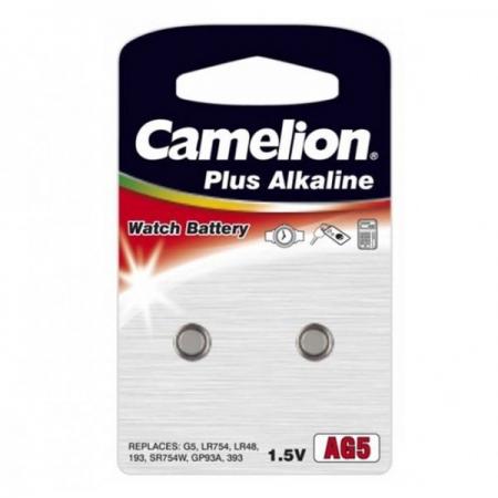 Baterija dugme Camelion AG5 BP2