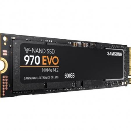 Samsung SSD 500GB 970 Evo M.2
