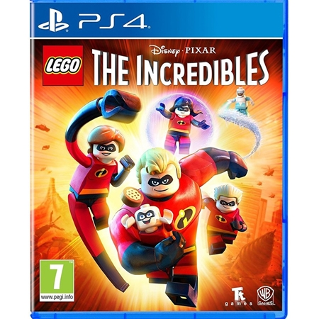 Lego Incredibles Toy Edition /PS4