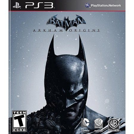 Batman Arkham Origins /PS3 - USED