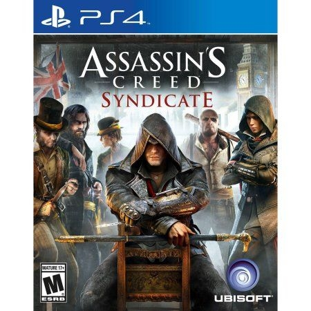 Assassins creed Syndicate /PS4 - USED