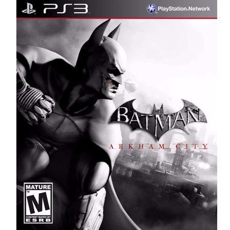 Batman Arkham City /PS3 - USED