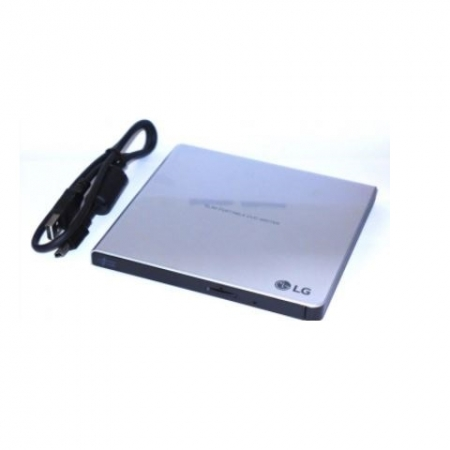 LG DVD-RW Slim External Silver