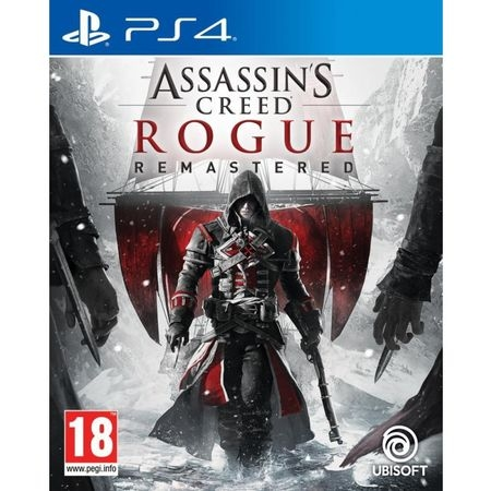 Assassins Creed Rogue Remastered /PS4