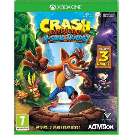 Crash Bandicoot /XONE