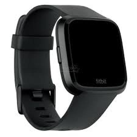 Fitbit SmartWatch VERSA FB505GMBK-EU - Black / Black Aluminum