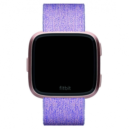 Fitbit  SmartWatch VERSA FB505RGLV-EU Special Editon - Lavander Woven