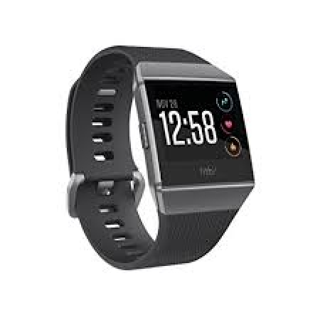 Fitbit SmartWatch IONIC FB503GYBK  -  Charcoal/Smoke Gray