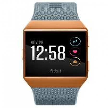 Fitbit SmartWatch IONIC  FB503CPBU - Slate Blue/Burnt Orange