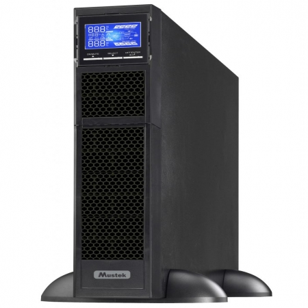 Mustek PowerMust 2000 RM LCD Online UPS IEC