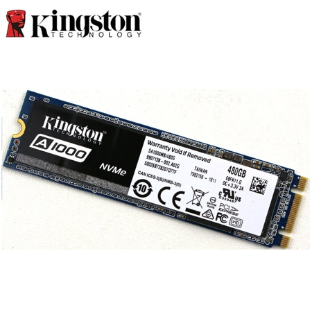 Kingston SSD 480GB  M.2 NVMe A1000
