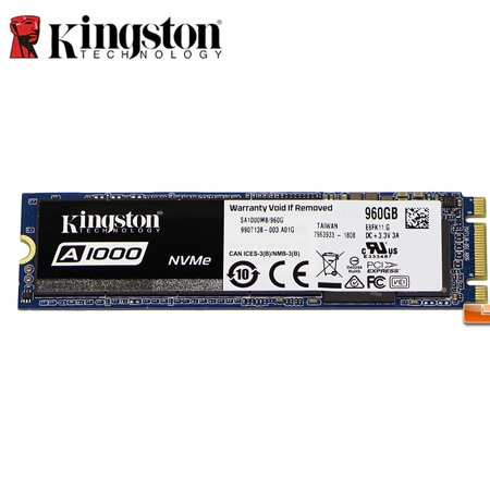 Kingston SSD 960GB  M.2 NVMe A1000