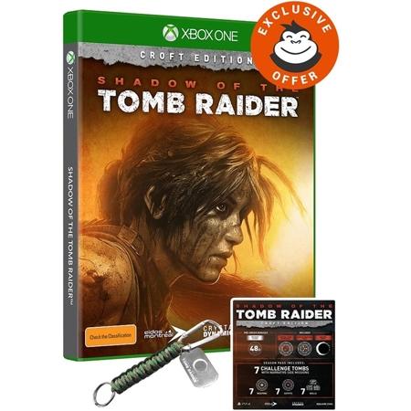 Shadow Of Tomb Raider Croft Edition /XONE