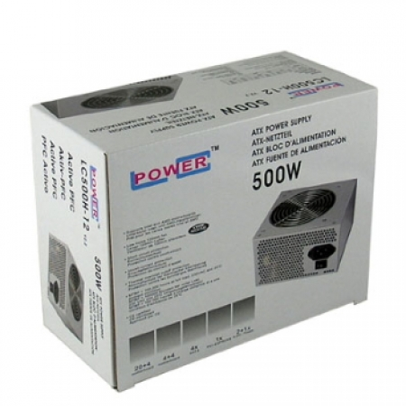 LC Power PSU Power 500W