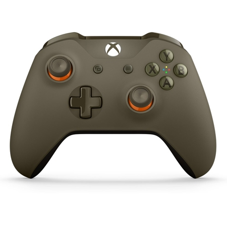Microsoft Wireless Gamepad Army Green /XONE S