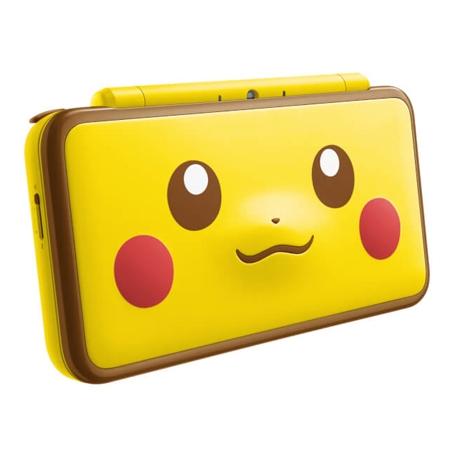 Konzola Nintendo New 2DS XL - Pikachu Editon